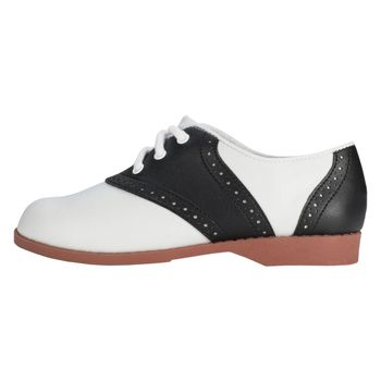 SMARTFIT GIRLS SADDLE OXFORD