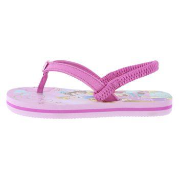 Disney Toddler Girls Jewel Princess Flip Flop Sandal