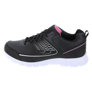 Cross Trekkers Womens Shuffle Sneaker - Wide Width