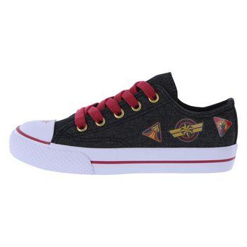 Marvel Entertainment Kids Captain Marvel Legacee Sneaker
