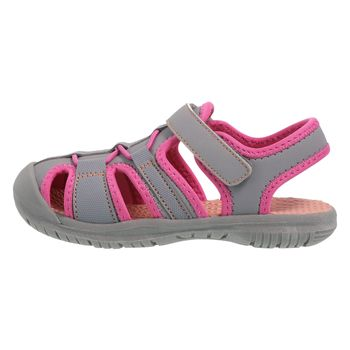 RUGGED OUTBACK TODDLER GIRLS MARINA BUMPTOE