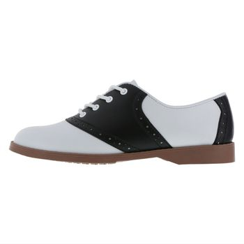 PREDICTIONS WOMENS SADDLE OXFORD - WIDE WIDTH