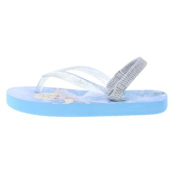 DISNEY TODDLER GIRLS ELSA SANDAL