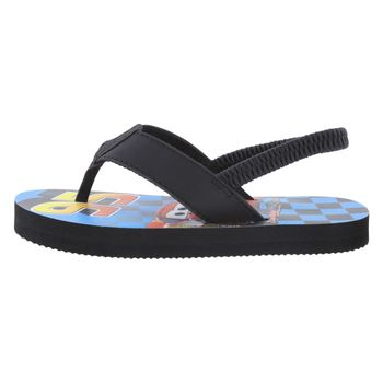 DISNEY TODDLER BOYS MCQUEEN SANDAL