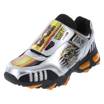 Monster Jam Boys Max D Sneaker