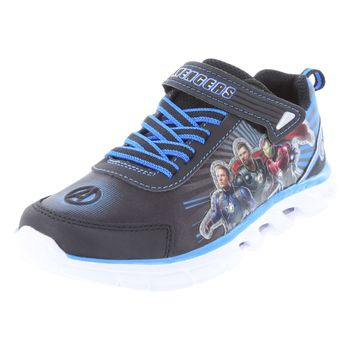 Marvel Entertainment Boys Avengers Running Shoe