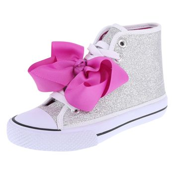 Nickelodeon Girls Jojo Legacee High Top Sneaker