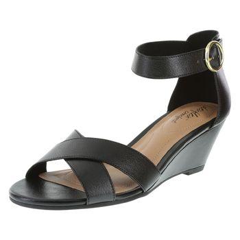 Dexflex Comfort Womens Palmer Wedge Sandal