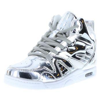 LA Gear Kids Lights High Top Sneaker