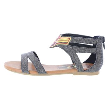 Marvel Entertainment Girls Captain Marvel Sandal