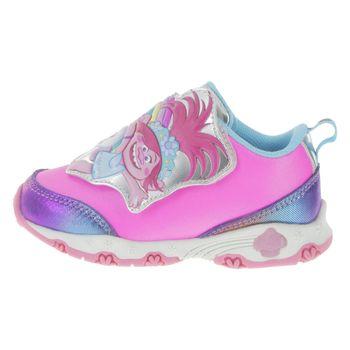 Trolls Toddler Girls Poppy Running Shoe