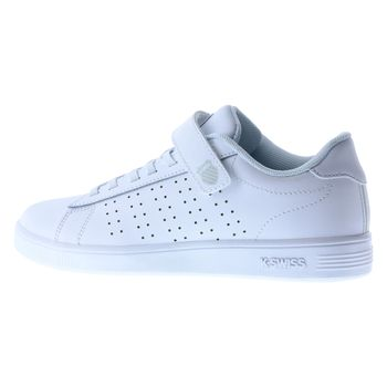 K-SWISS BOYS CASPER VELCRO COURT