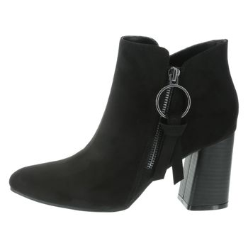 American Eagle Womens Newman Ring Zip Bootie