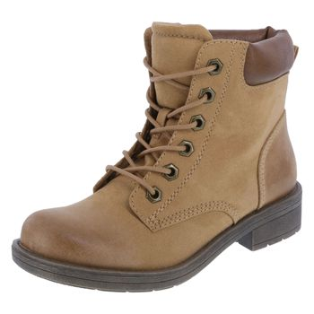 American Eagle Womens Stoney Laceup Work Boot