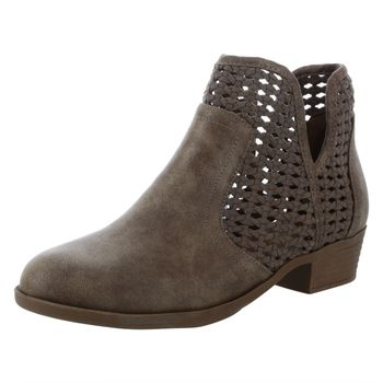 American Eagle Womens Taos Woven Bootie