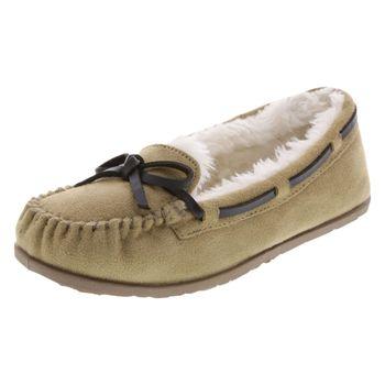 Airwalk Girls Flurry Slip-On Moccasin Flat