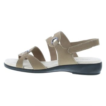 COMFORT PLUS BY PREDICTIONS WOMENS PEGGY SLING - WIDE WIDTH