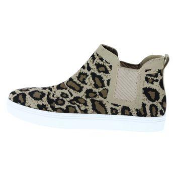 Dexflex Comfort Womens Dana Knit High-Top Sneaker