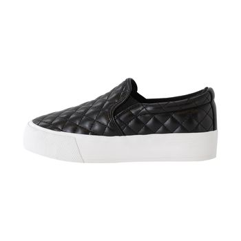 MUDD GIRLS BAYLEY QUILTED SLIP-ON