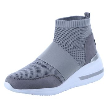 Mudd Womens Georgina Knit Sock Sneaker