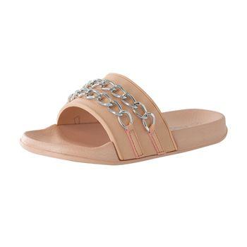 Mudd Girls Chain Pool Slide Sandal