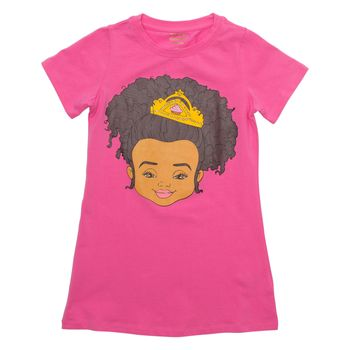 PRINCESS CUPCAKE T-SHIRT DRESS