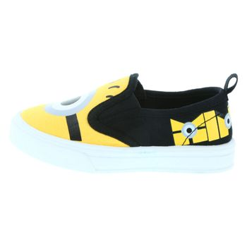 Minion Toddler Kids Twin-Gore Slip-On Sneaker