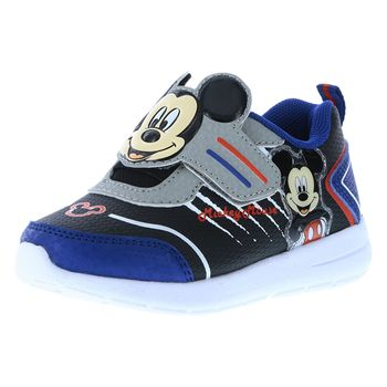 Disney Toddler Kids Mickey Mouse Running Shoe