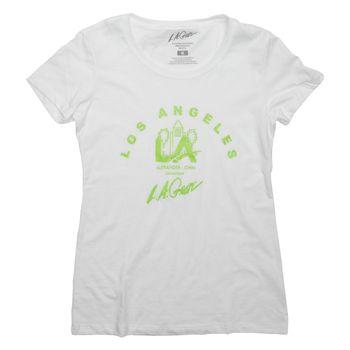 LA Gear Womens T-Shirt By Alexander John