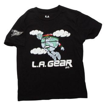 LA Gear Youth T-Shirt By Dustin O. Canalin