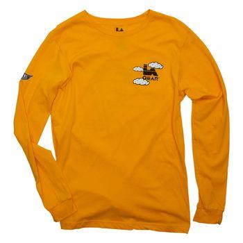 LA Gear Unisex Long-Sleeve T-Shirt By Dustin O. Canalin