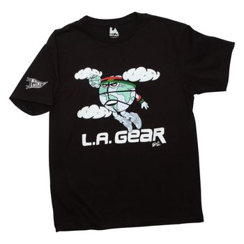 LA Gear Unisex T-Shirt By Dustin O. Canalin
