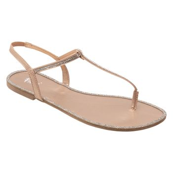 Fioni Womens Marquess Thong Sandal