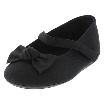 Teeny Toes Infant Ana Ballet Flat - Wide Width