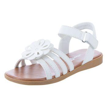 Smartfit Toddler Girls Mila Flower Sandal