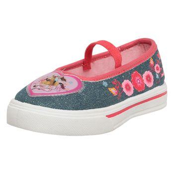 Dreamworks Toddler Girls Spirit Floral Play Mary-Jane Sneaker