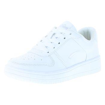 LA Gear Kids Dash Court Sneaker