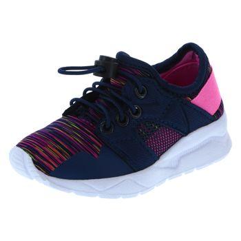 Airwalk Toddler Girls Knit Running Shoe
