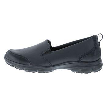Safe-T-Step Womens Camina Slip-On Sneaker