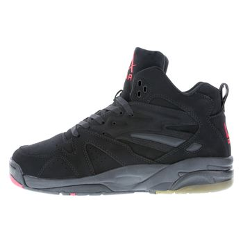LA Gear Mens Lights High Top Sneaker