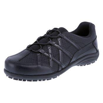 Safe-T-Step Womens Alidra Slip-On Sneaker