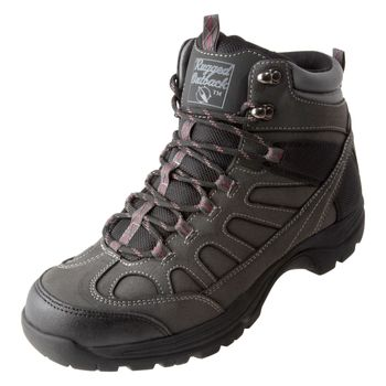 Rugged Outback Mens Ridge Mid Hiker Trail Shoe