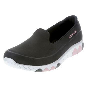Airwalk Womens Raven Slip-On Walking Shoe