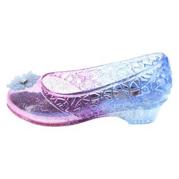 Disney Toddler Girls Frozen Jelly Heel