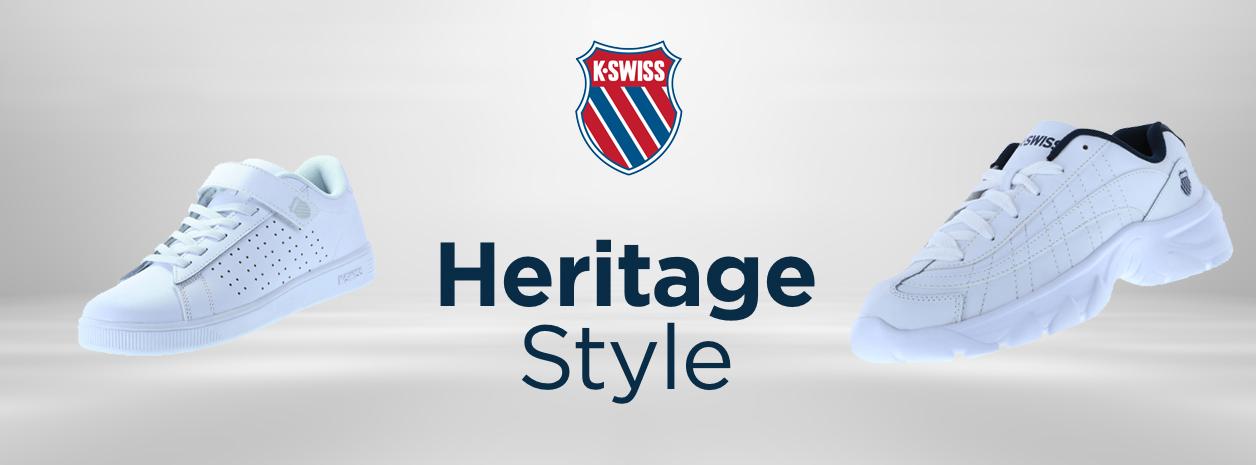 Heritage Style K SWISS