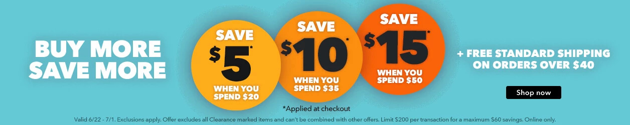 Payless - Buy More Save More